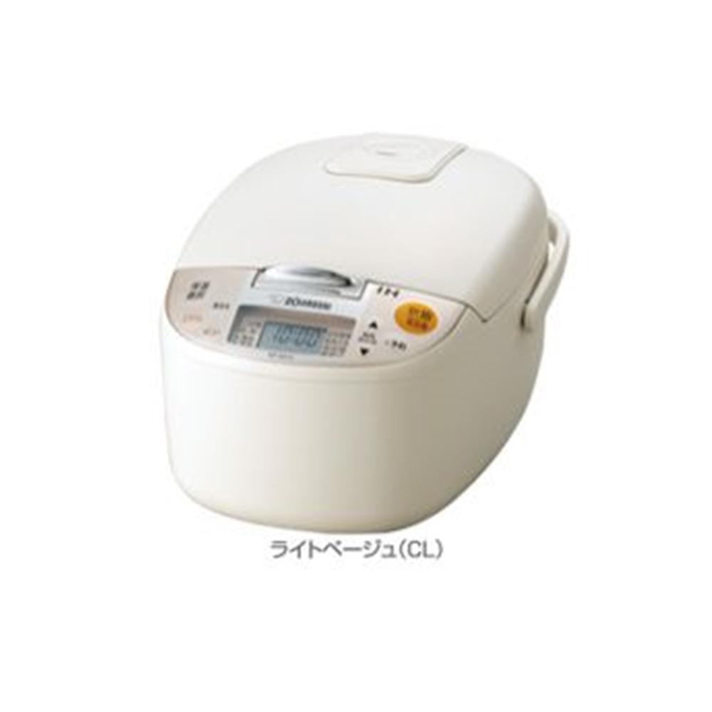 象印 IH炊飯ジャー 極め炊き 1升炊き NP-XA18-CL