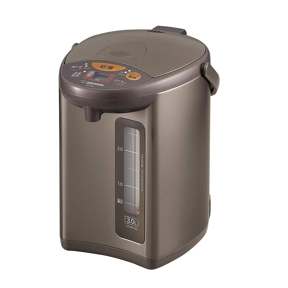 象印 マイコン沸とう電動ポット 3.0L CD-WU30-TM