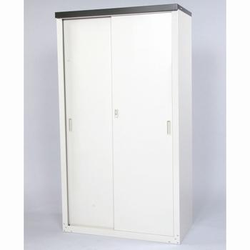 GL グリーンライフ 家庭用収納庫 162cm HS-162 【Q2】【○】