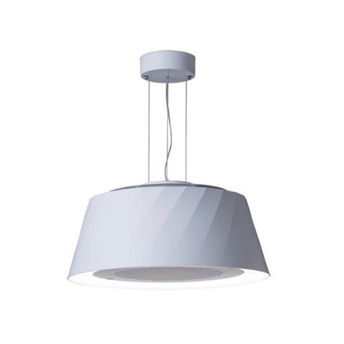 富士工業 cookiray クーキレイBE ホワイト 空気清浄機能付きシーリングライト (LED照明器具) C-BE511-W
