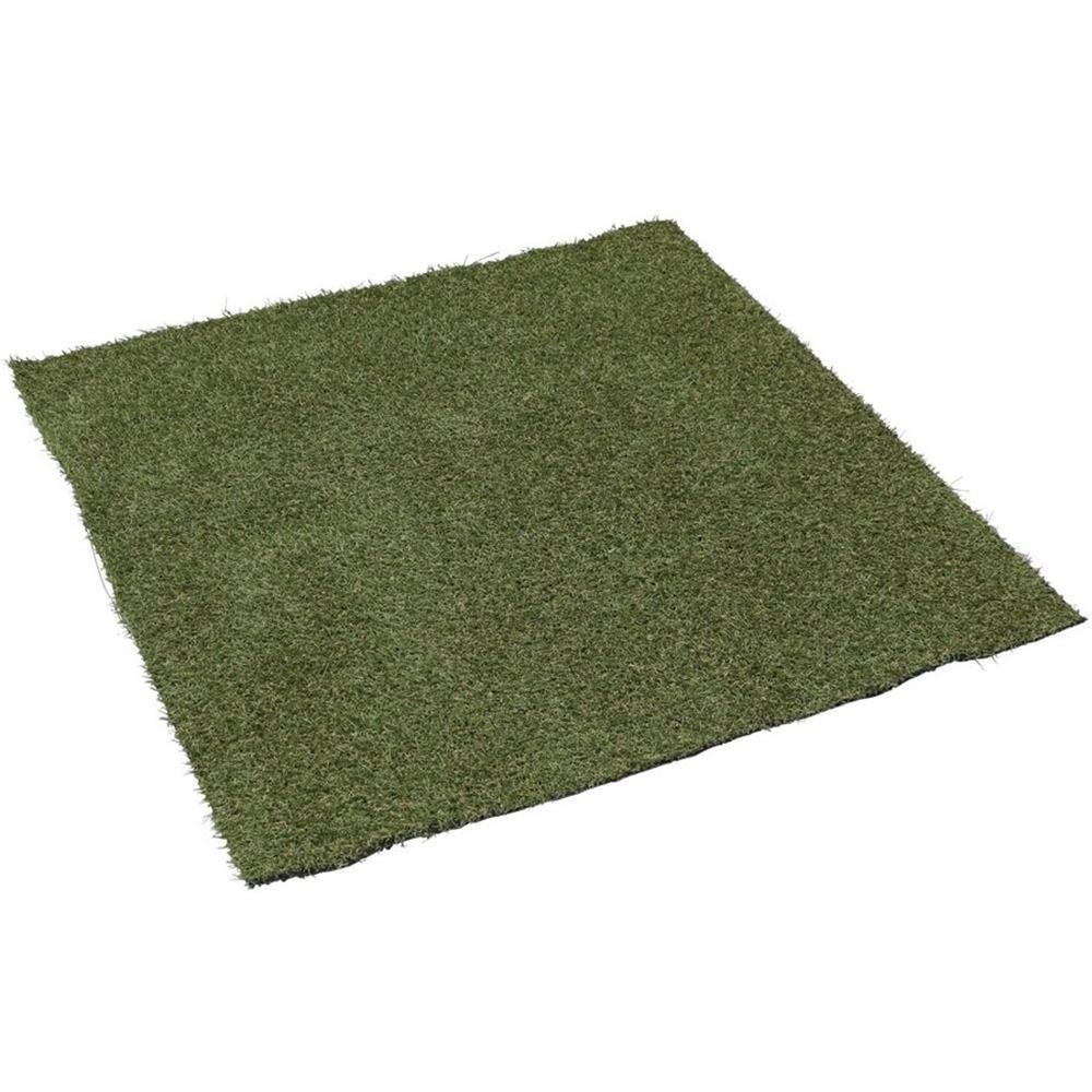 アイリスオーヤマ 防草人工芝 芝丈2cm 1m×20m BP-20120 【○】