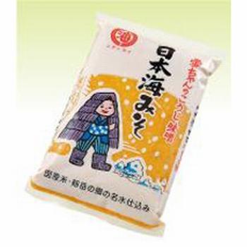 日本海味噌 注目ブランド 雪ちゃん 入荷予定 特撰 パック 容量:1kg
