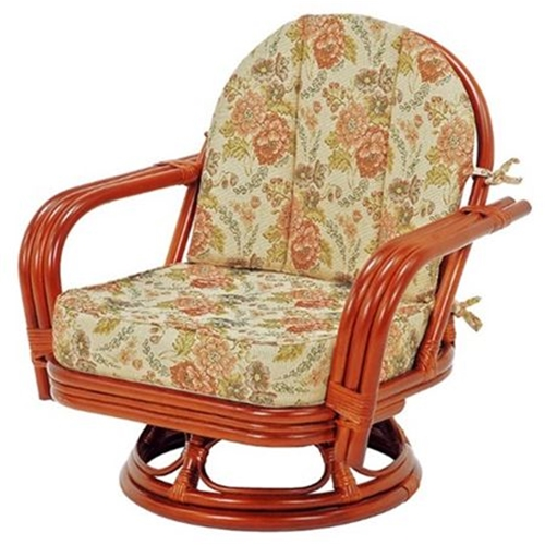 萩原 籐回転座椅子 RZ-932 【○】