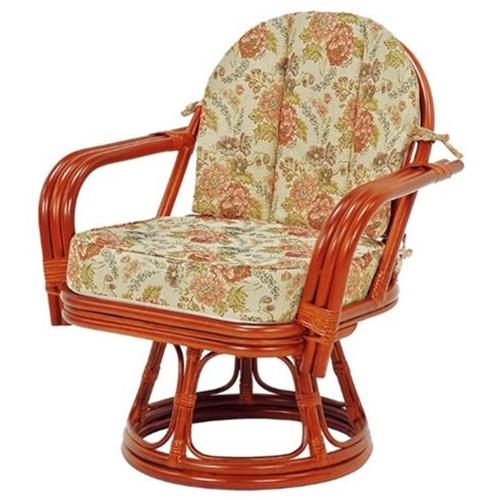 萩原 籐回転座椅子 RZ-933