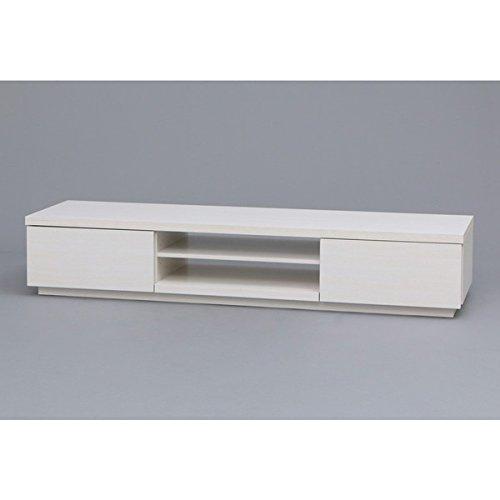 アイリスオーヤマ ボックステレビ台 オフホワイト BAB-150 【○】