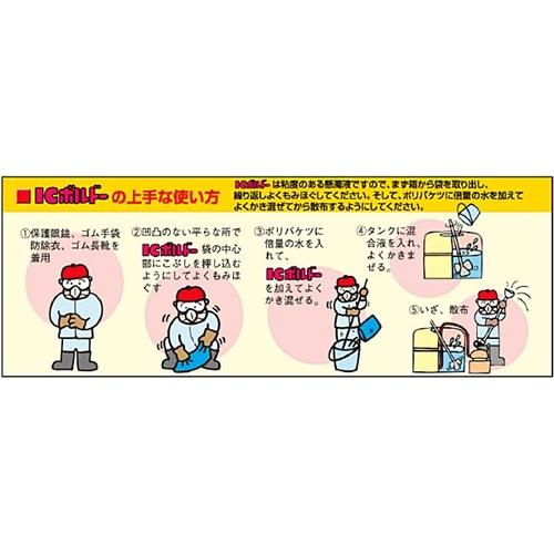 Inoue lime IC Bordeaux 66D 5 kg