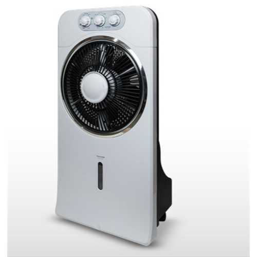 TEKNOS テクノス ミストファン(扇風機) ホワイト TCM-1835