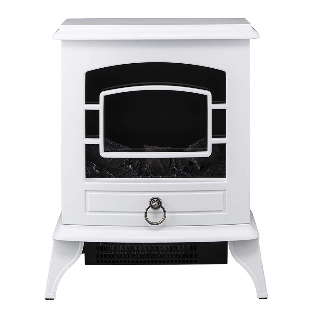 スリーアップ 暖炉型ヒーター Nostalgie(ノスタルジア) ホワイト CHT-1840WH
