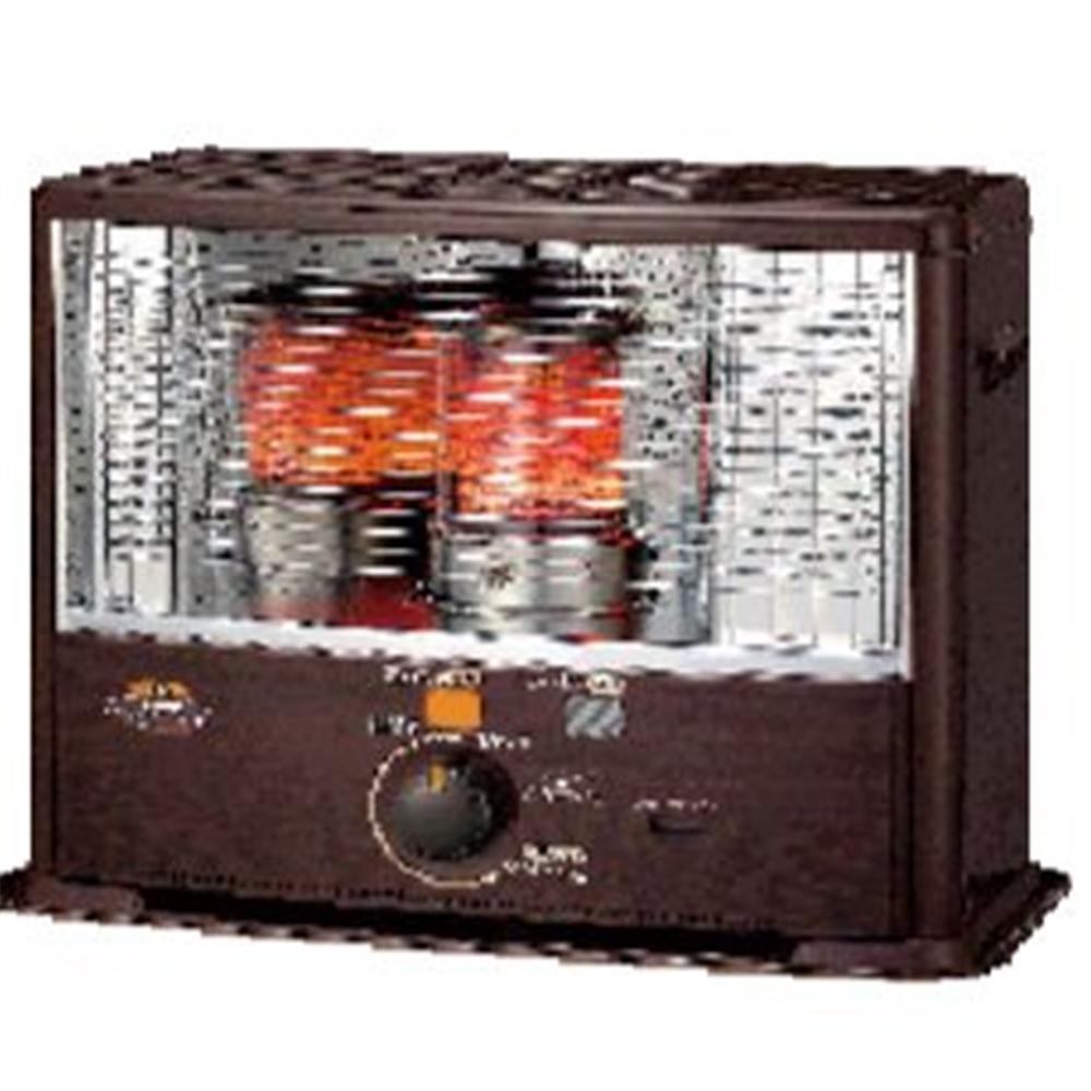 コロナ ポータブル石油ストーブ 横型(電子点火) 木造8畳/コンクリート10畳 木目 SX-E2919WY(M)