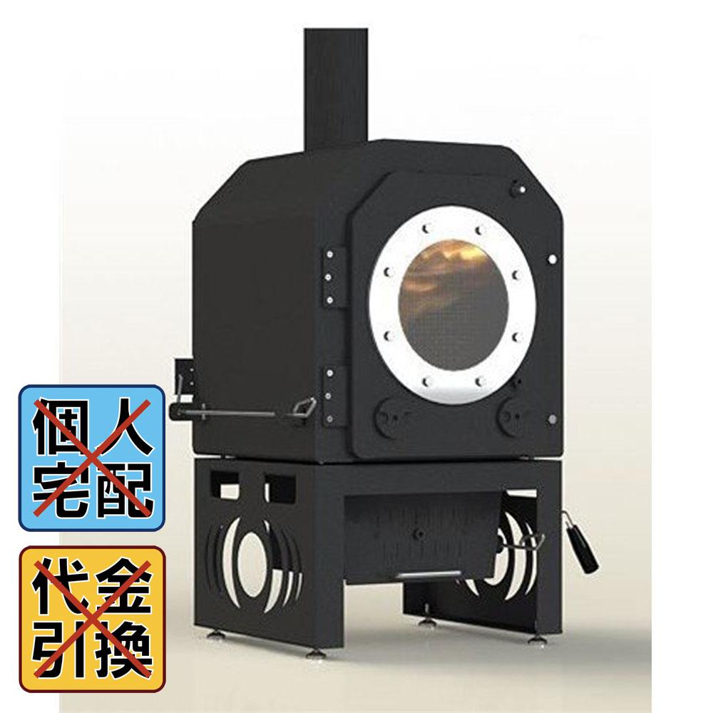 HONMA ホンマ製作所 ペレット・薪兼用ストーブ ゆらぎ YFE-78 12400 【代引不可】