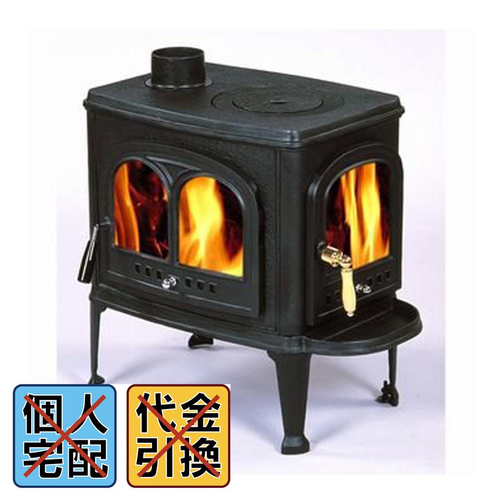 GL 鋳物薪ストーブ 20~25坪 ST-N4102 【代引不可】