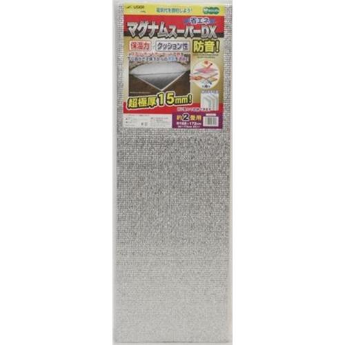 ユーザー マグナムスーパーDX 2畳(84×172cm 2枚組)ホットマット P-488