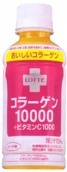 롯데 콜라겐 10000+비타민 C1000 드링크 200 mlPET 30개입