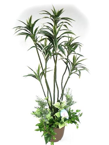 CT触媒加工の「ドラセナツリー」115【TKD】FG25650 snb 造花 フェイク