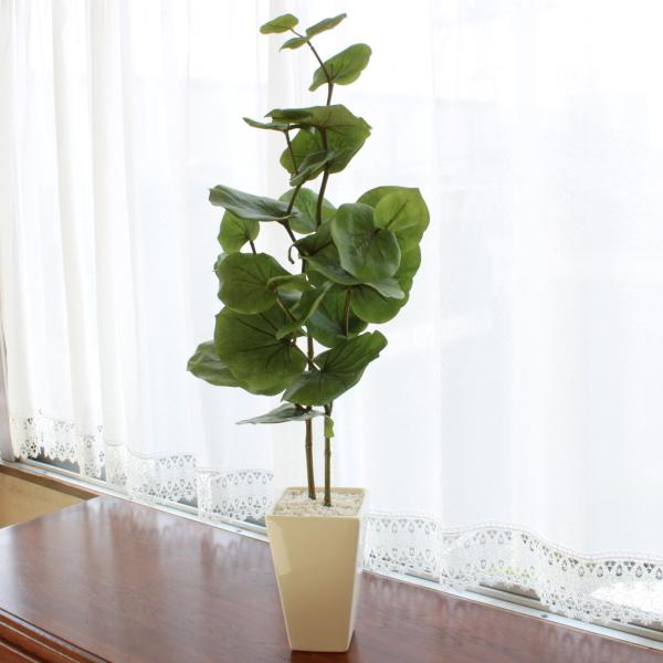 造花 シーグレープポット 82 VTR342,300 フェイクグリーン 人工観葉植物 CT触媒 シルクフラワー