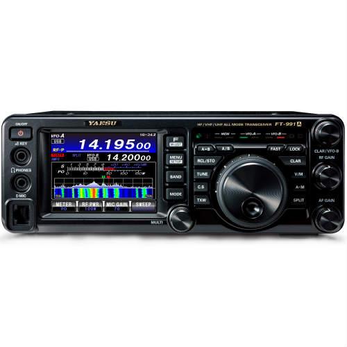 ヤエス(八重洲無線) FT-991A 100W HF/50/144/430MHz帯オールモードトランシーバー