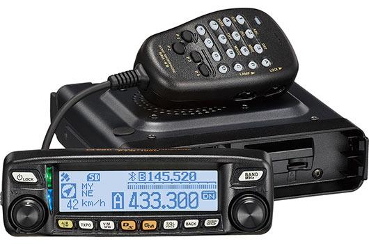 ヤエス(八重洲無線) FTM-100D (20W) C4FM /FM 144/430MHzデュアルバンド トランシーバー