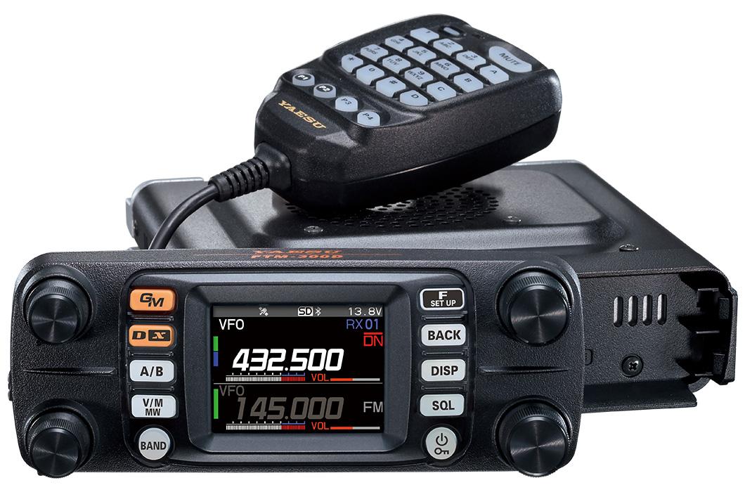 【予約受付中】ヤエス(八重洲無線) FTM-300D (50W) C4FM /FM 144/430MHzデュアルバンド トランシーバー