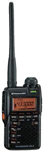 スタンダード(STANDARD) VX-3 アマチュア無線 144/430MHz