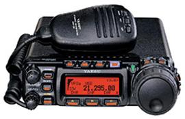 ヤエス(八重洲無線) FT-857DS (10W) YSKパッケージ HF+50MHz+144MHz+430MHz