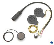 ケテル(KTEL) KT005 2スピーカーSET(モノラル,ボリューム調整付)