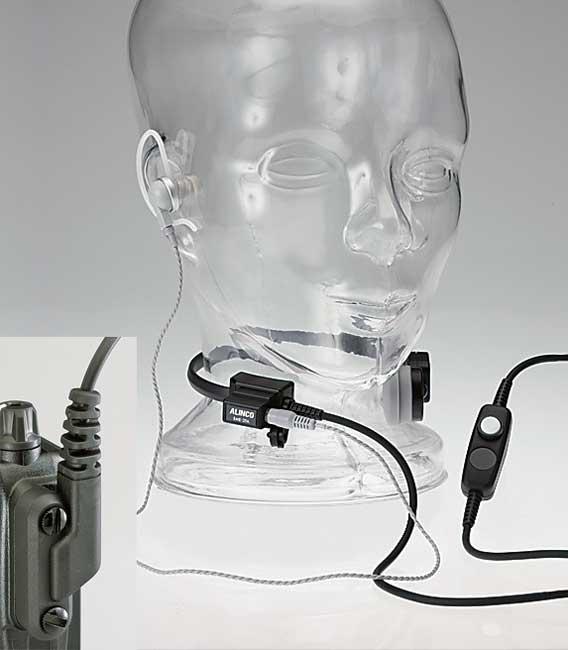 アルインコ(ALINCO) EME-43A 咽喉イヤホンマイク