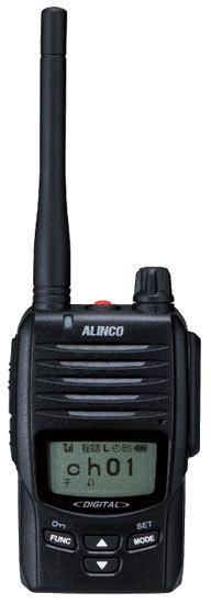 アルインコ(ALINCO) デジタル簡易無線・登録局 DJ-DP50H