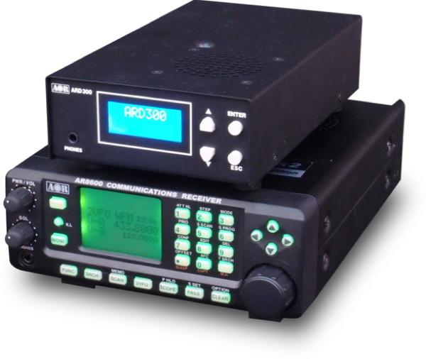AOR(エーオーアール) ARD300 デジタル通信受信アダプター