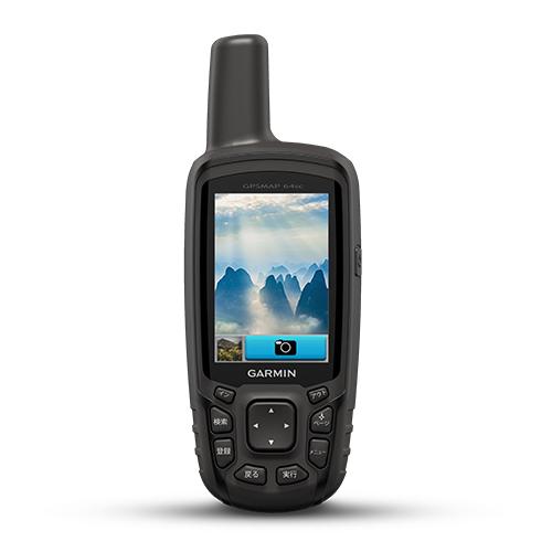 ガーミン(GARMIN) GPSMAP64sc J 日本語版国内正規品