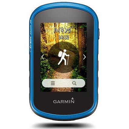 ガーミン(GARMIN) eTrex Touch25J 日本語版