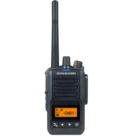 スタンダード(STANDARD) VXD30  デジタル簡易無線(登録局)5W