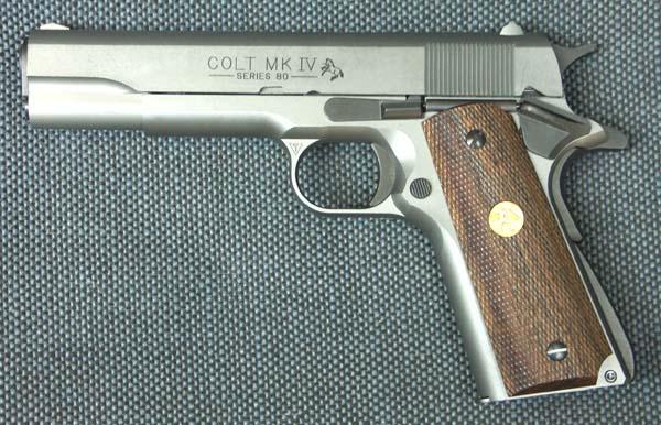 タニオコバ GM7.5 シリーズ80(樹脂製モデルガン)
