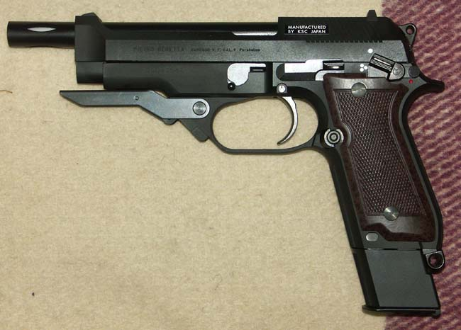 KSC M93R 2nd HW