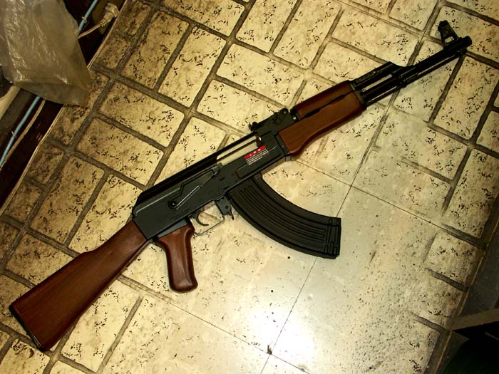 マルイ AK47