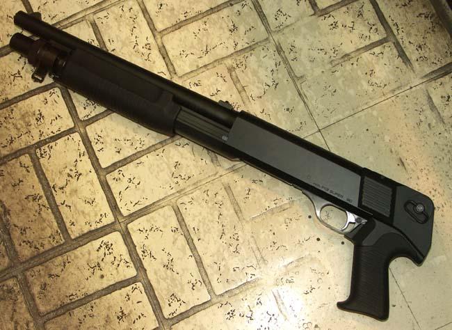 マルイ ベネリ M3 ショーティー