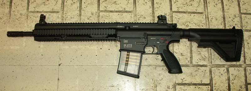 マルイ HK417 アーリーバリアント(次世代.ver)