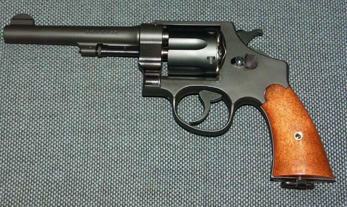 """タナカ M1917 5.5"""" HW"""