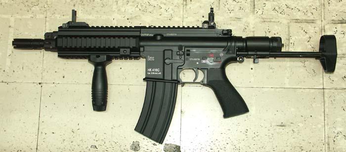 マルイ HK416C カスタム (次世代.ver)