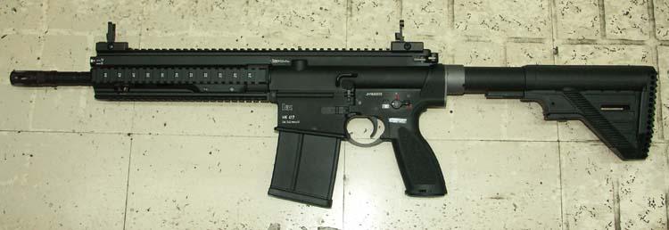 再入荷 KSC セール 登場から人気沸騰 A2 チープ HK417