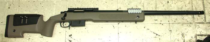 マルイ M40A5 F.D.E.ストック