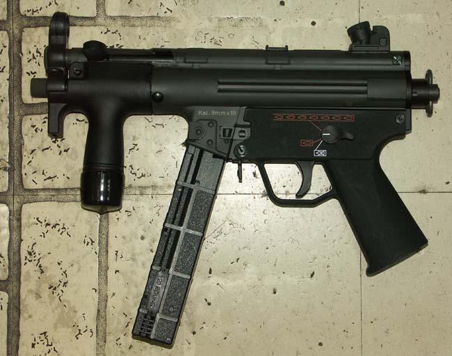 NEW ETU搭載により バースト リアルカウント プリコック 低廉 等 各種モードや機能の発動が可能 MP5K BOLT 新作入荷 BEAST P.E.A.K.E.R. ETU With 電動ガン