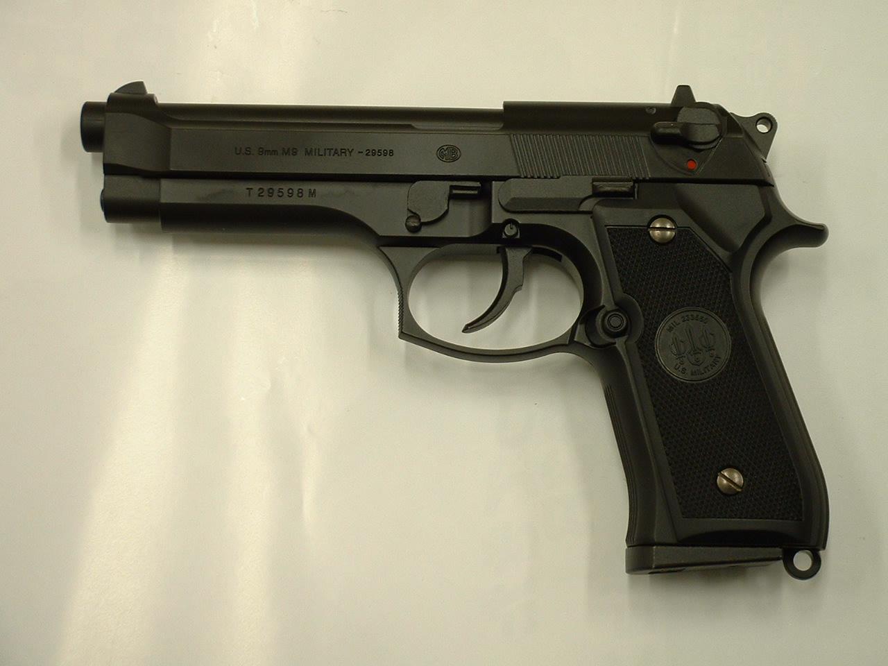 マルイ M92F ミリタリー