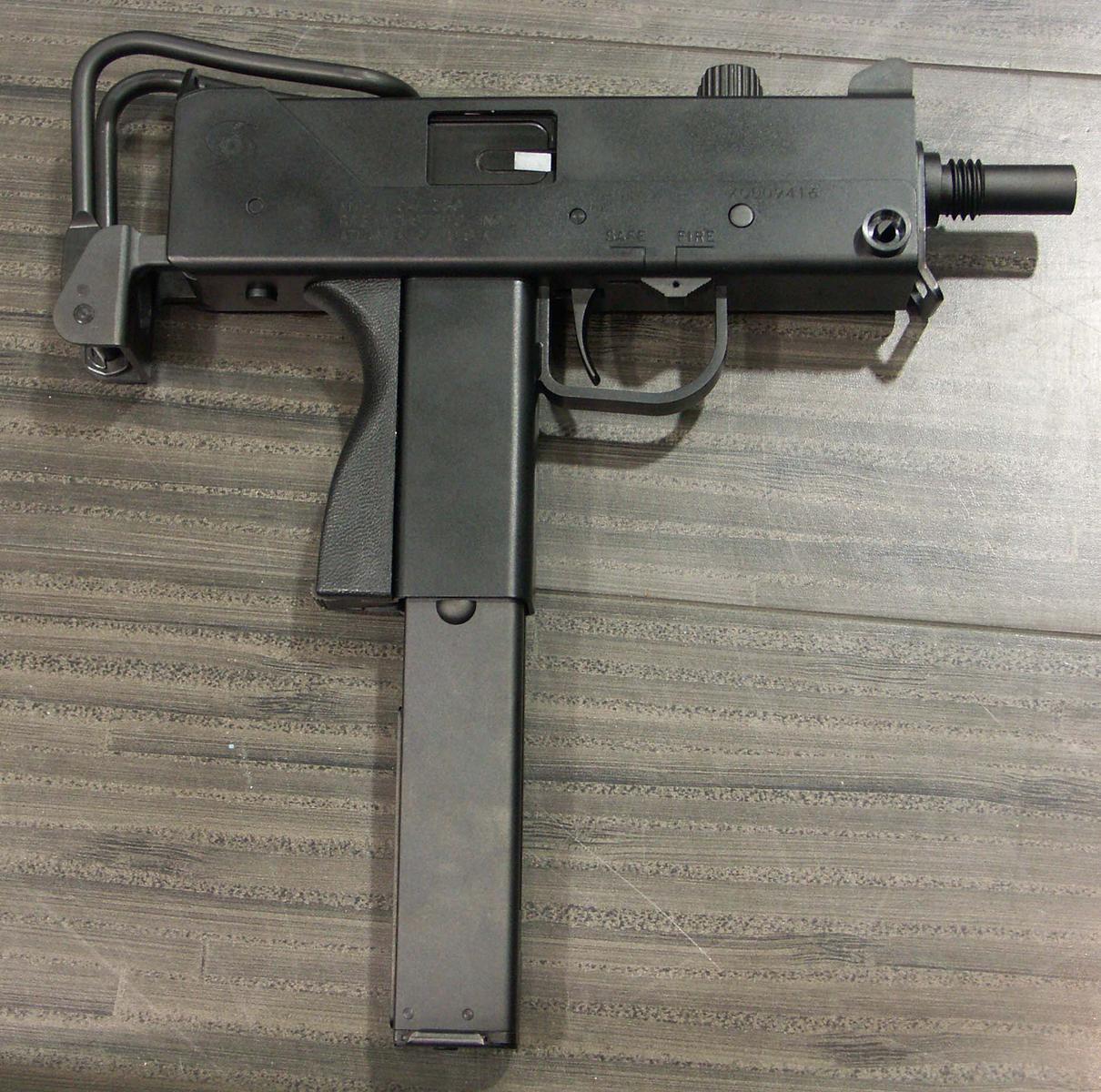 KSC イングラム M11A1 HW システム7