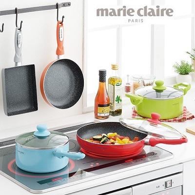 (送料無料)マリ クレール キッチン基本5点セット(代引き不可商品)