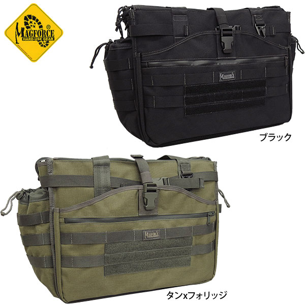 sale MAGFORCE #MF-0482 タクティカル トートバッグ 【ブラック】【タンxフォリッジ】