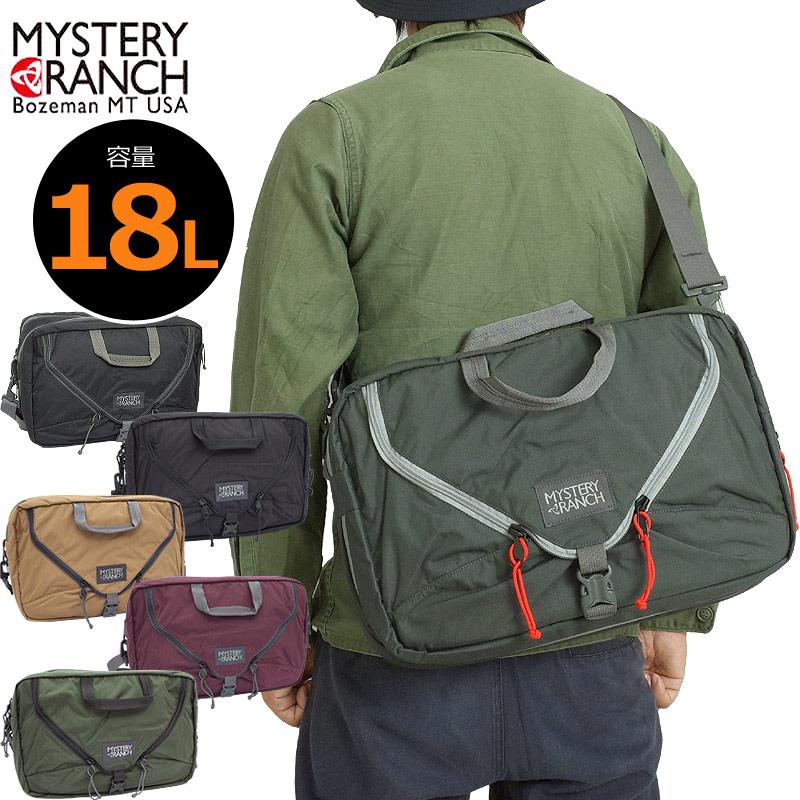 セール MYSTERY RANCH #1096 エクスパンダブル 3Way ブリーフケース 16 【日本正規販売店】 返品・交換不可【TKA】