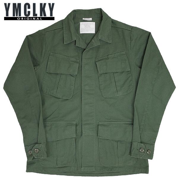 YMCLKY 原軍事鍵入越南叢林疲勞夾克
