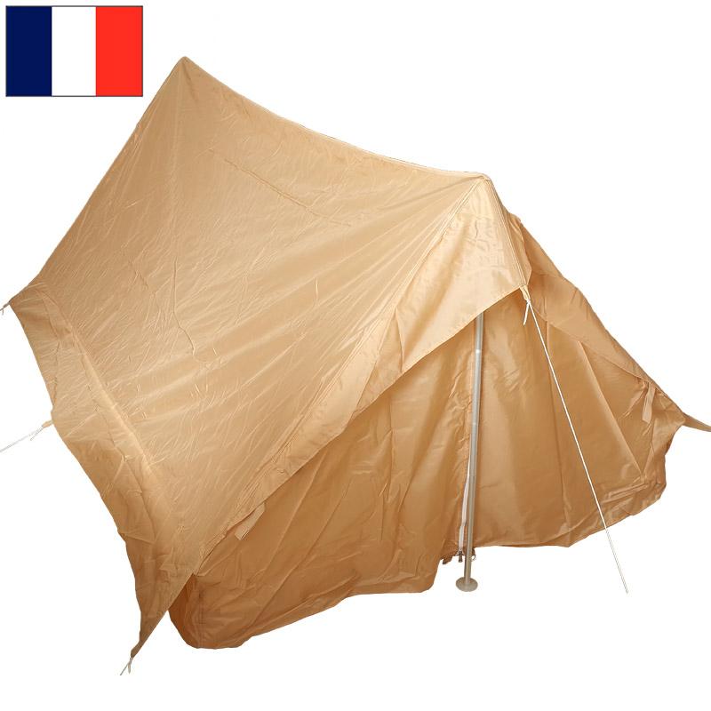 sale フランス軍 テントセット ベージュ 2人用 デッドストック