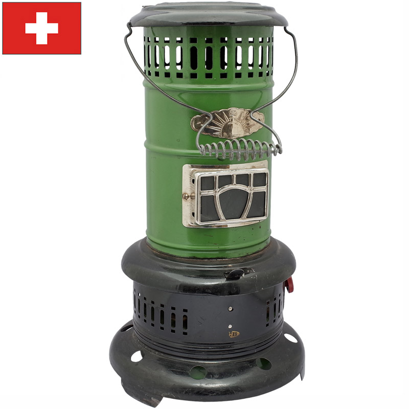 sale スイス軍 石油ストーブ USED