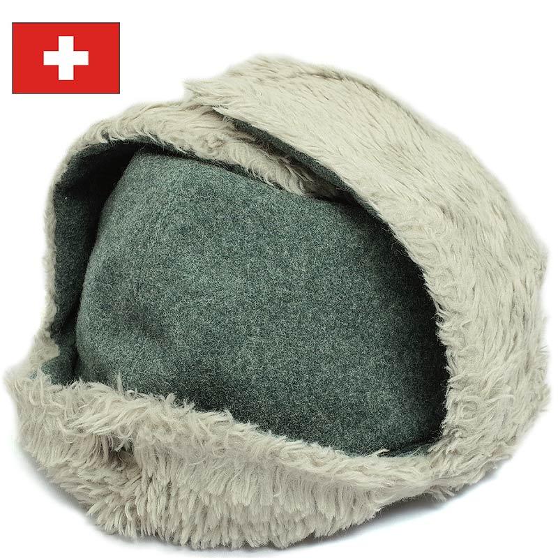 スピード対応 超人気 全国送料無料 帽子 ミリタリー スイス軍ボアキャップ